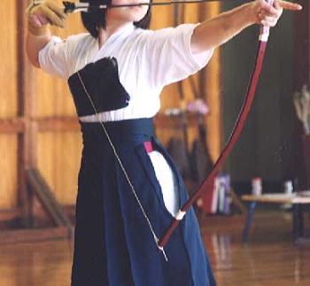 弓道の技のコツ・ポイント