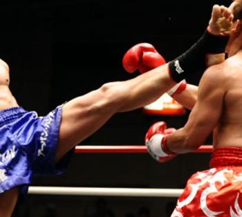 キックボクシングの技・テクニックのコツ・ポイント