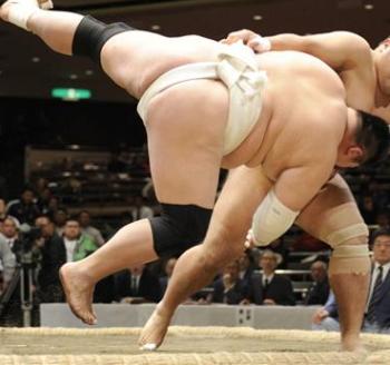 相撲の技・テクニックのコツ・ポイント